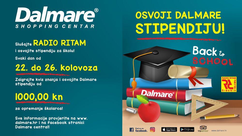 Povratak u školu s Dalmare centrom!