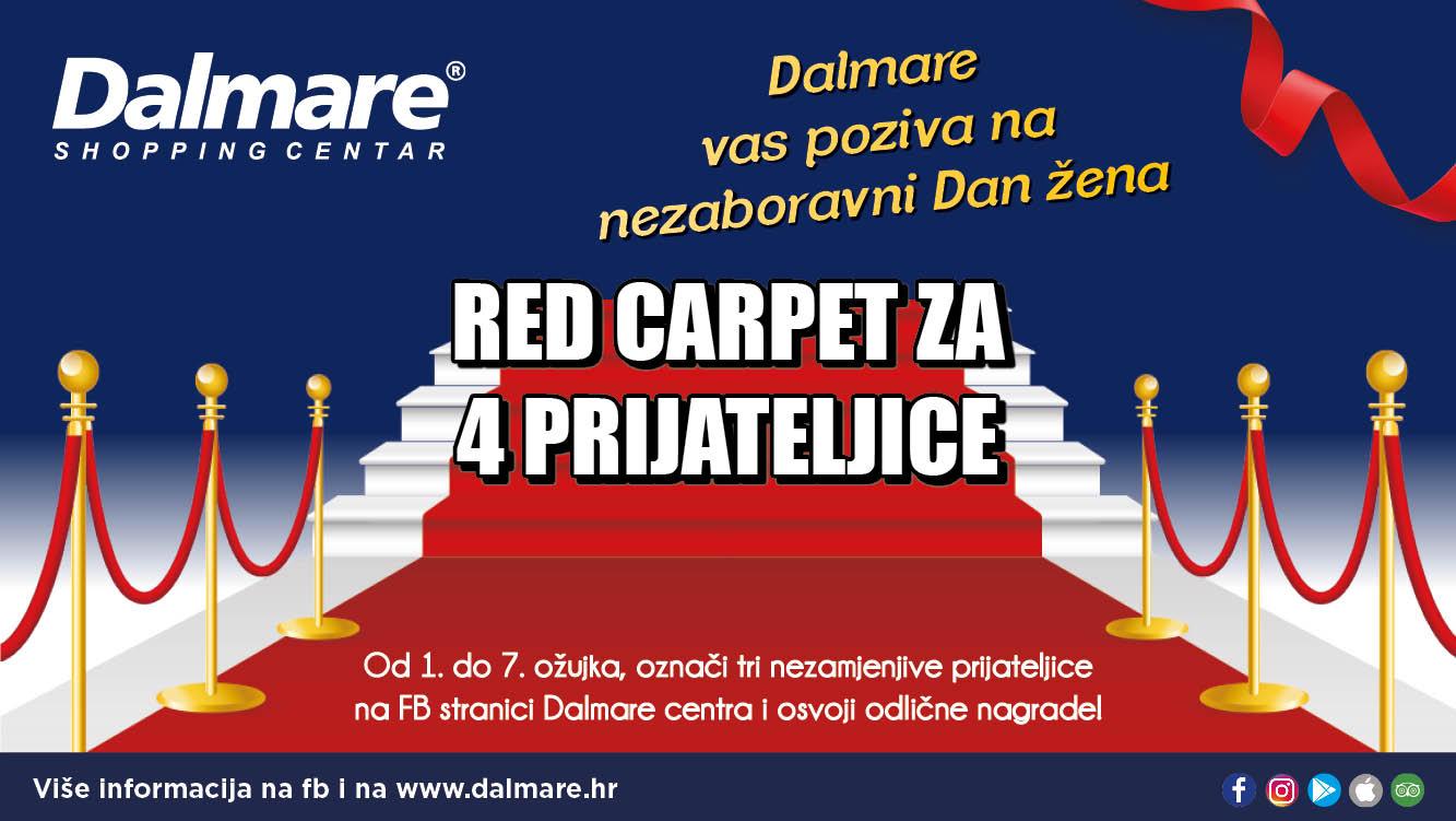 Označi tri prijateljice na FB stranici Dalmare centra i osvoji super nagrade!