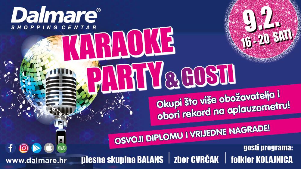 KARAOKE PARTY & GOSTI