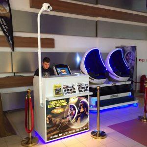 Simulator 9D od sada i u Dalmare shopping centru!