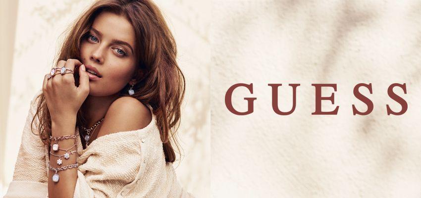 Nova kolekcija Guess nakita u Watch Centar dućanima