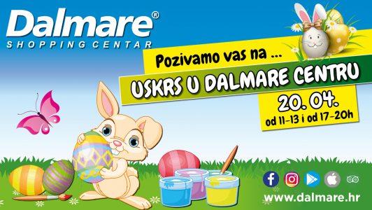 Uskrs u Dalmare centru