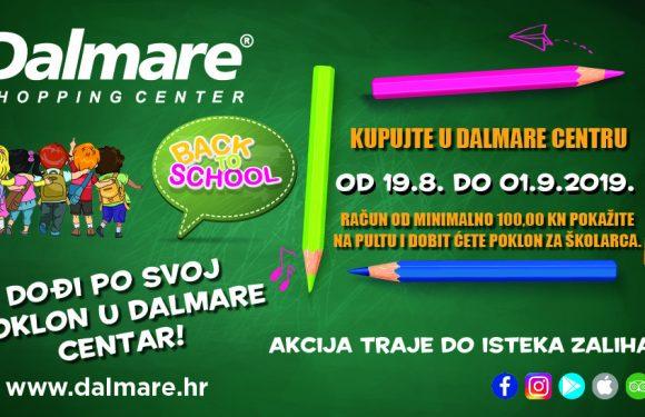 Dođi po svoj poklon u Dalmare centar
