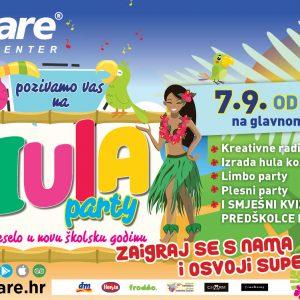 Hula party!
