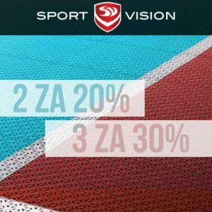 Sport Vision akcija!