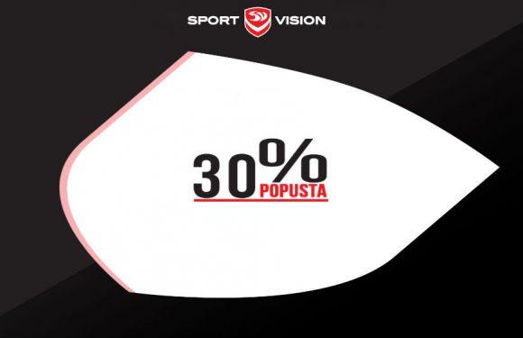 Sport Vision vikend akcija!