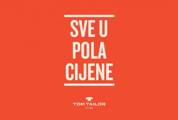 Akcija u Tom Tailor trgovini!