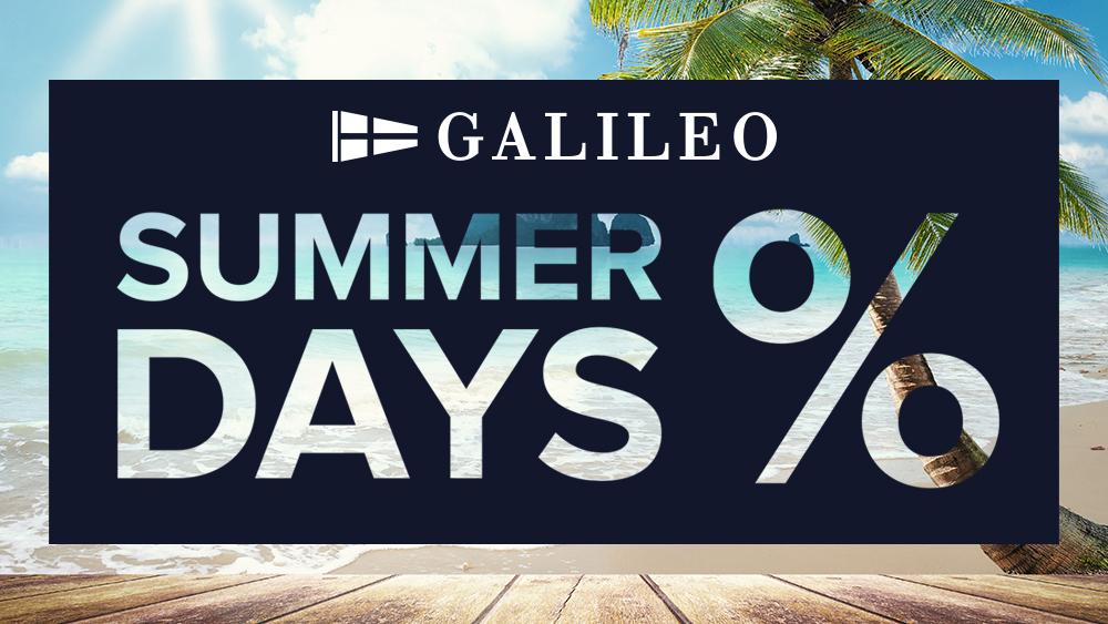 SUMMER DAYS popusti do -50% i 1+1 gratis!