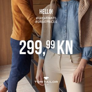HELLO! #GREATPANTS #GREATPRICES 299,99KN