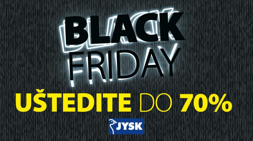 BLACK FRIDAY JYSK