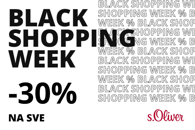 Black Shopping Week