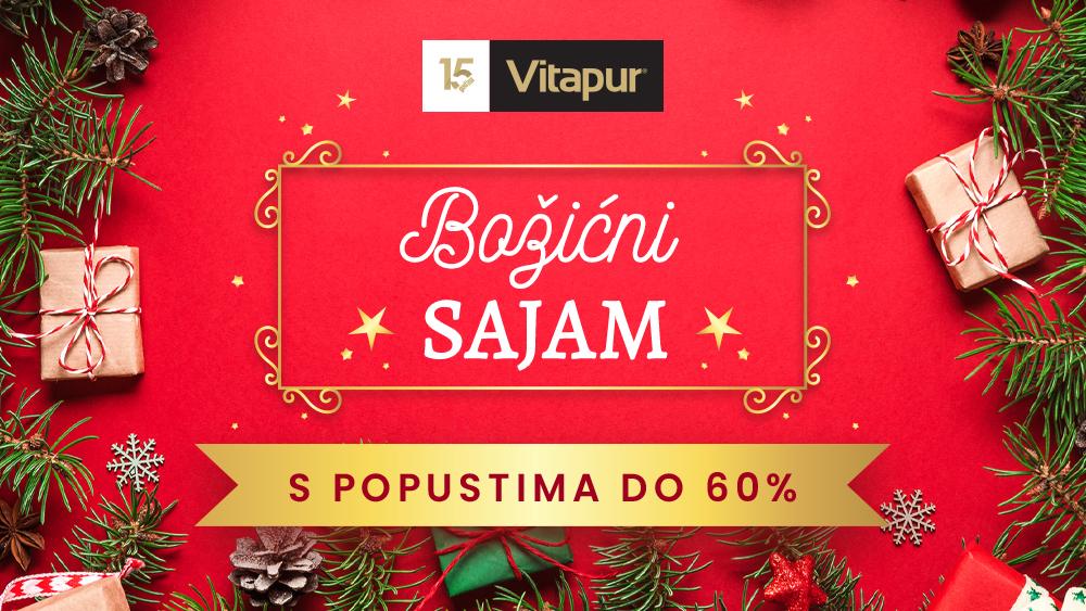 Božićni sajam u Vitapuru