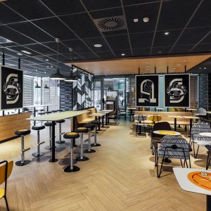 McDonald's u našem centru osvježio je svoj izgled