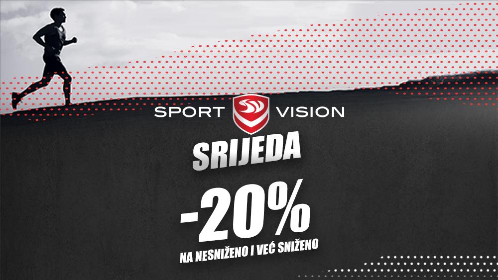 Sport Vision srijeda