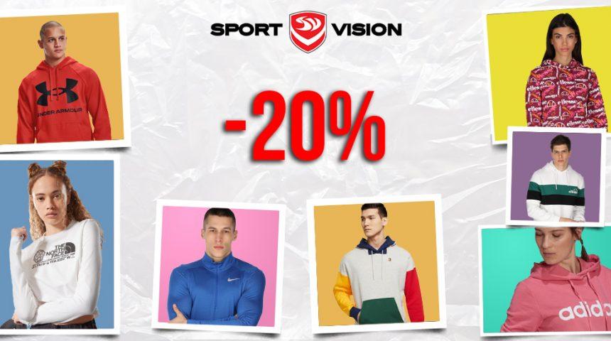 Sport Vision akcija